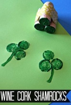 cork shamrocks